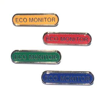 ECO MONITOR bar badge